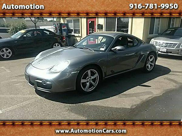 2008 *Porsche* *Cayman* Coupe **Everyone Is Approved**