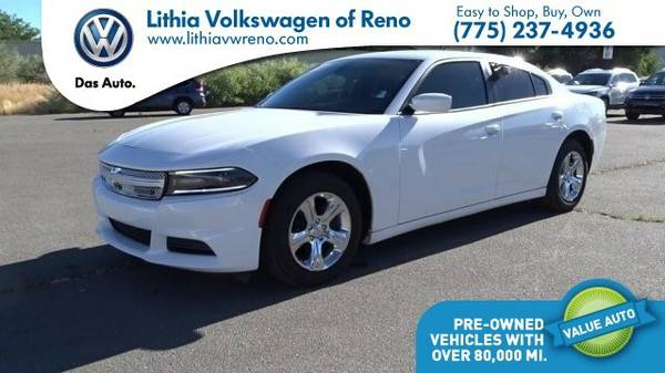 2015 Dodge Charger SE (You Save $2,711 Below KBB Retail)