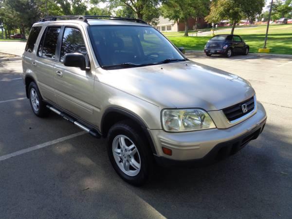 2001 Honda CR-V, AWD, auto, 4cyl. 178k, loaded, SUPER CLEAN!!