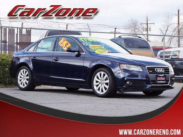 2010 Audi A4 Dark Blue Great price!