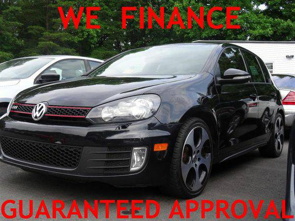 2011 *VOLKSWAGEN* *GTI* w/Sunroof WE FINANCE EVERYONE! CALL NOW!!!