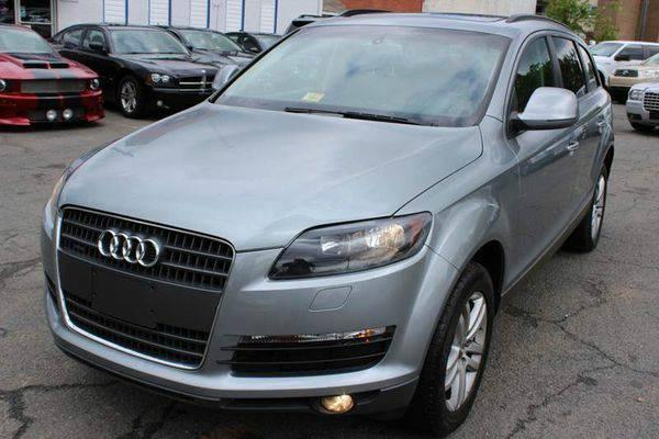 2007 *Audi* *Q7* 3.6 quattro AWD 4dr SUV