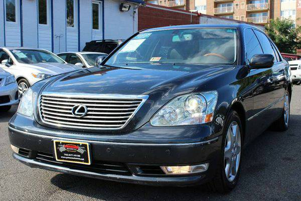 2005 *Lexus* *LS* *430* Base 4dr Sedan