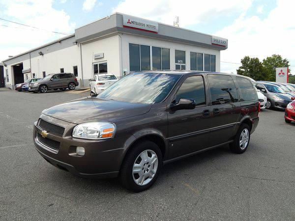 2008 *Chevrolet* *Uplander* LS -Easy Financing!!!