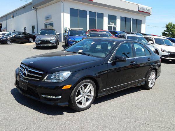 2014 *Mercedes-Benz* *C-Class* C300 -Easy Financing!!!