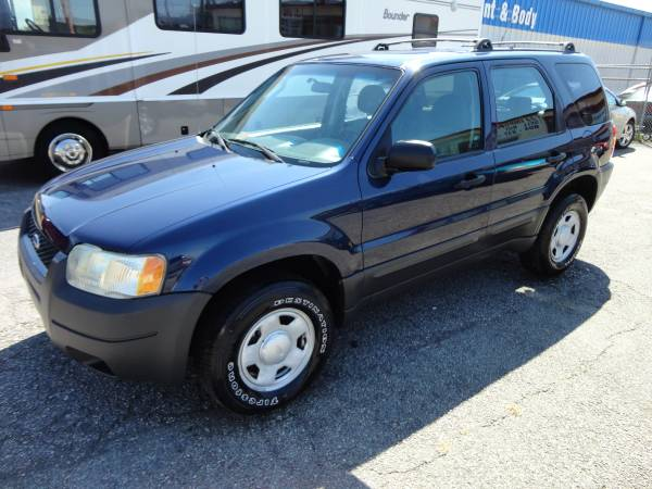 2003 Ford Escape XLS 2wd