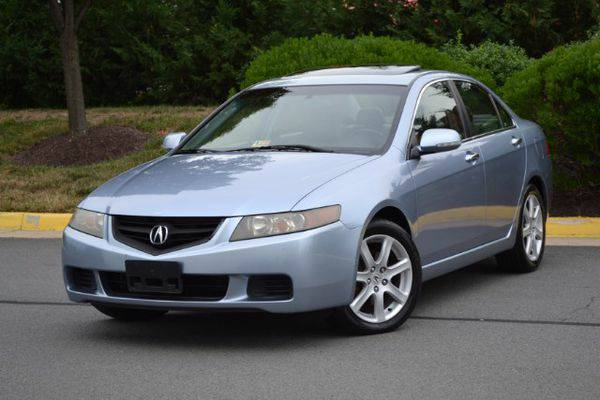 2004 *Acura* *TSX* 6-speed MT - GUARANTEED FINANCING AVAILABLE