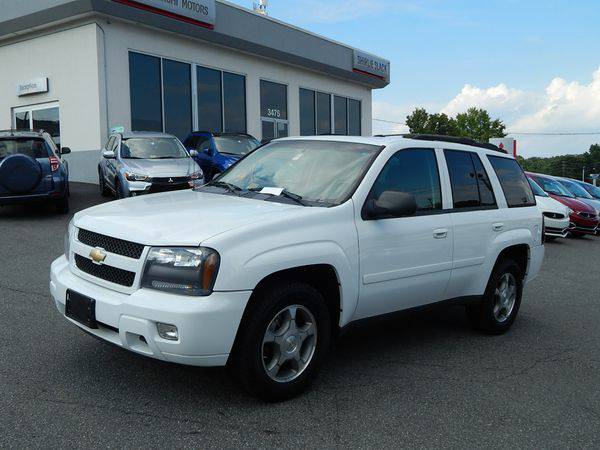 2009 *Chevrolet* *TrailBlazer* LT -Easy Financing!!!