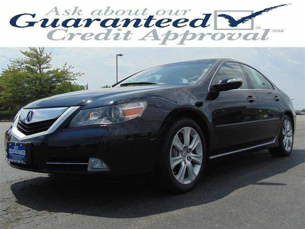 2009 *ACURA* *RL* ADVANCED TECH PACKAGE -WE FINANCE EVERYONE! CALL...