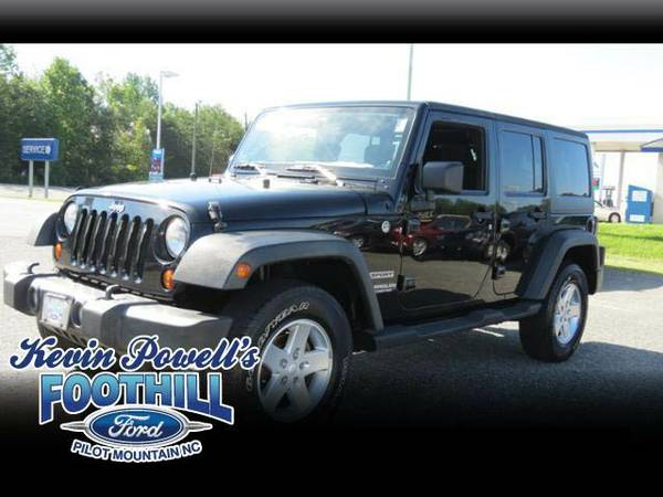 2011 Jeep Wrangler Unlimited Sport 4X4