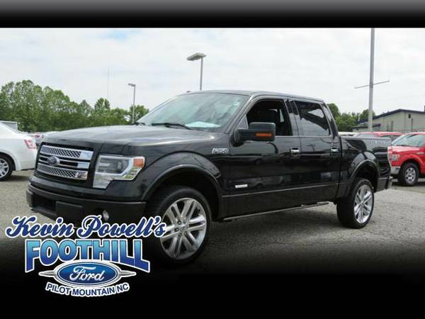 2014 Ford F-150 Limited Crew Cab 4X4