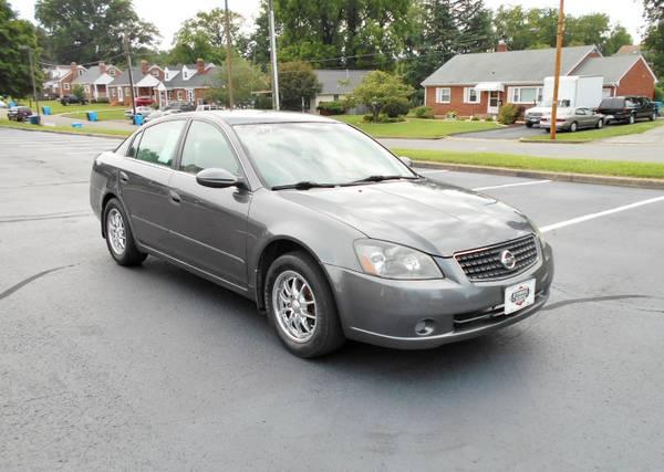 2006 Nissan Altima 2.5S (119k miles)(3 mo. warranty)