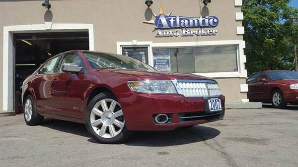 2007 LINCOLN MKZ CLEAN CARFAX, MINT CONDITION, FULLY LOADED