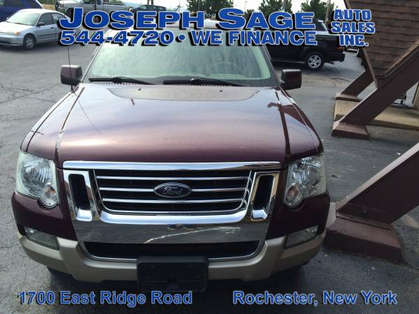 2008 Ford Explorer Eddie Bauer 4x4 - Buy here, get instant credit here