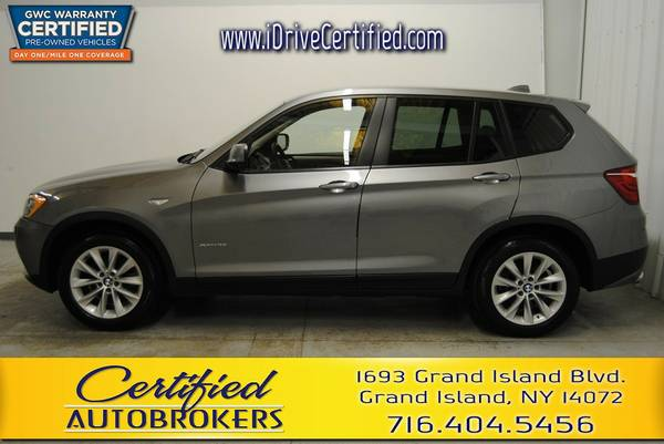 2014 *BMW X3 xDrive 28i AWD* 📱Call or Text📱 *TURBO*