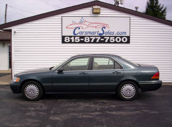 1997 Acura RL 3.5 4DR - affordable LUXURY - super NICE - full power