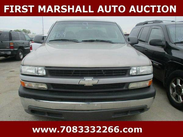 2001 Chevrolet Silverado 1500 Base 4dr Extended Cab 2WD LB - First...