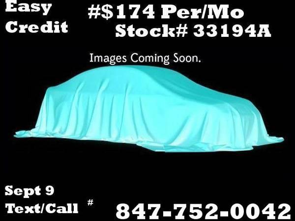 2014 Chevrolet Cruze LS 4D Sedan 34k Miles FWD