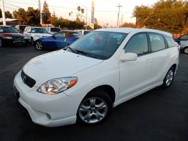 2008 TOYOTA MATRIX XR*4DR*HATCHBACK*SUNROOF*CLEAN TITLE*CLEAN CARFAX