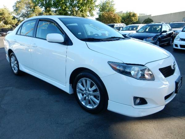 2010 TOYOTA COROLLA S-TYPE*ONLY 72K MILES*ONE OWNER*CLEAN TITLE