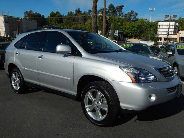 2008 *Lexus* *RX* *400h* Base 4dr SUV