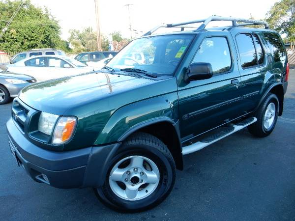 2001 NISSAN XTERRA SE*5-SPEED MANUAL*ONE OWNER*4X4*CLEAN TITLE