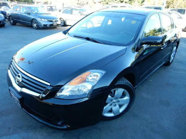 2008 NISSAN ALTIMA 2.5 S*ONE OWNER*NEW TIRES*CLEAN TITLE*