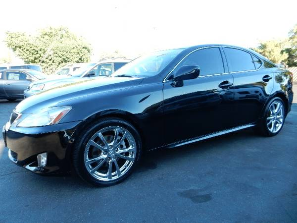 2008 LEXUS IS 250*SUNROOF*LEATHER*NEW TIRES*CLEAN TITLE