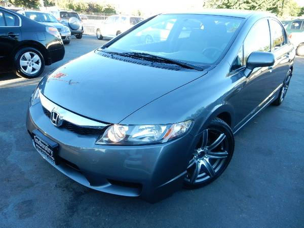2011 HONDA CIVIC LX*ONLY 70K MILES*CLEAN TITLE*CLEAN CARFAX