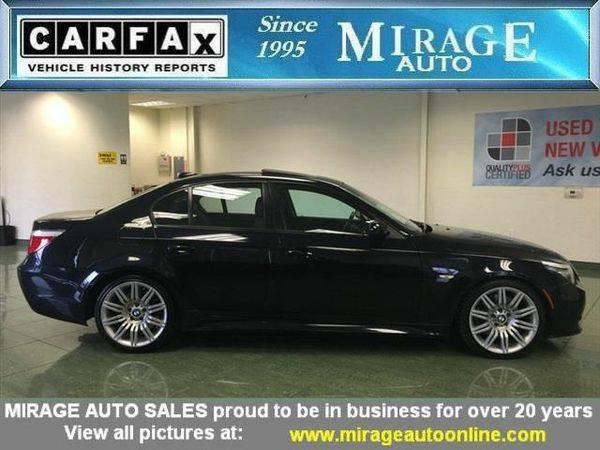 2009 *BMW* *5-Series* 550i