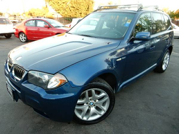 2006 BMW X3 M3*AWD*6-SPEED MANUAL*94K MILES*CLEAN TITLE*CLEAN CARFAX