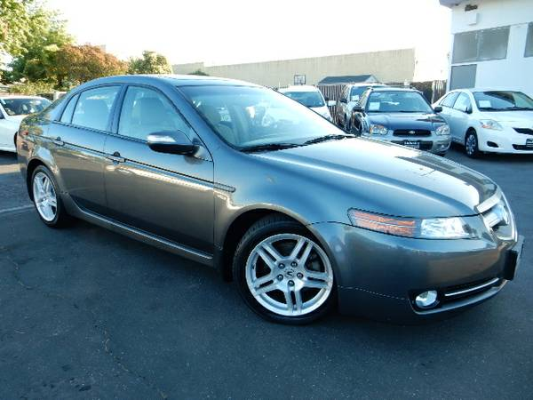 2008 ACURA TL 3.2 L*ONE OWNER*SUNROOF*NEW TIRES*CLEAN TITLE