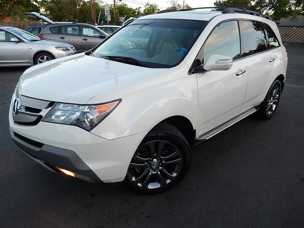 2009 ACURA MDX SH-TECH*AWD*NAVI*BACKUP CAM*ONE OWNER*CLEAN TITLE