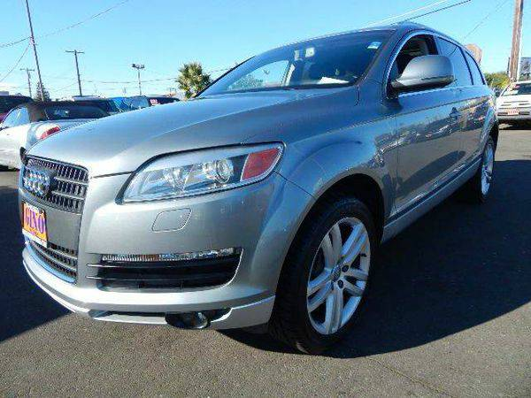 2007 *Audi* *Q7* 4.2 quattro AWD 4dr SUV EVERYBODY IS APPROVED!!!