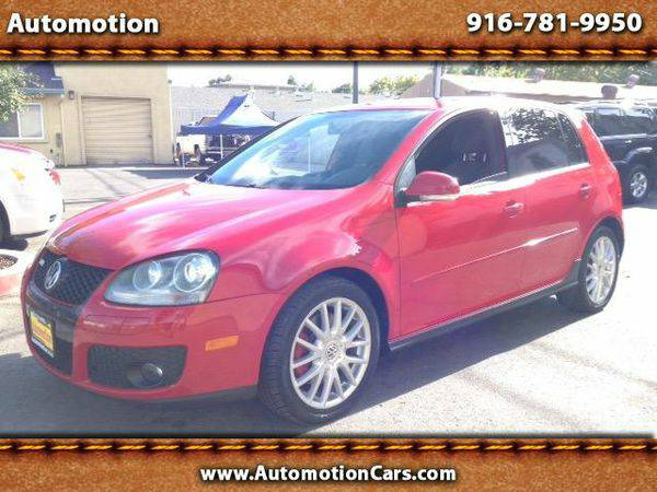 2007 *Volkswagen* *GTI* 2.0T Sedan **Everyone Is Approved**