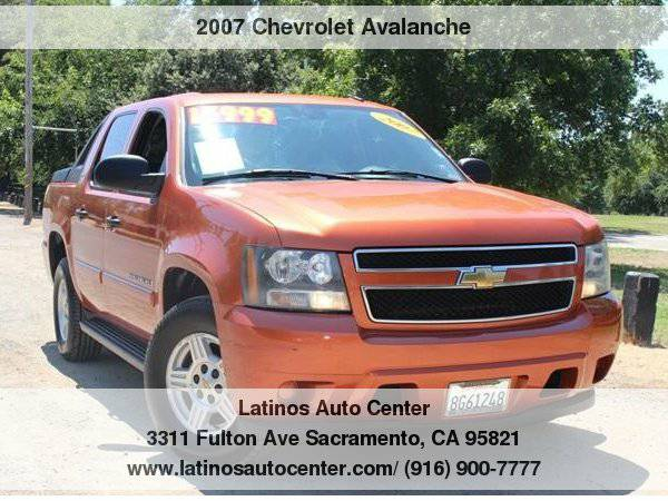2007 Chevrolet Avalanche LS 1500 in Great Condition