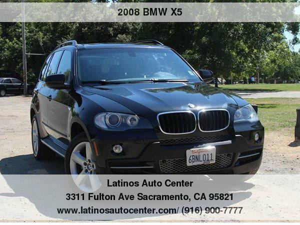 2008* BMW* X5 *3.0si Sporty~AWD~Looks Like New~EZ Finance...