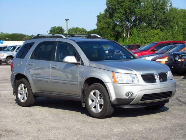 2008 Pontiac Torrent 66 For Sale NOW!