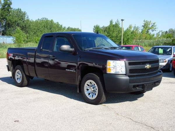 2008 Chevrolet Silverado 1500 66 PRICED TO SELL!