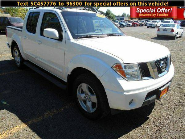 2005 *Nissan* *Frontier* *4WD* SE - Call/Text