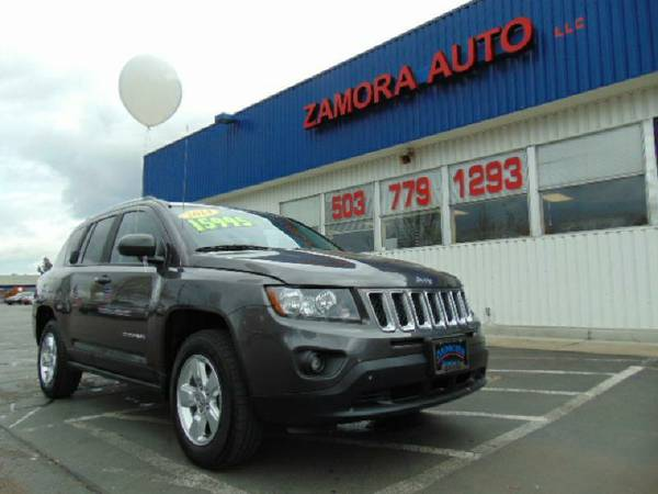 2014 JEEP COMPASS!!SUPER ECONOMICO EN GAS!!
