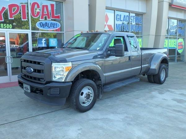 2013 *Ford* *F-350SD* **