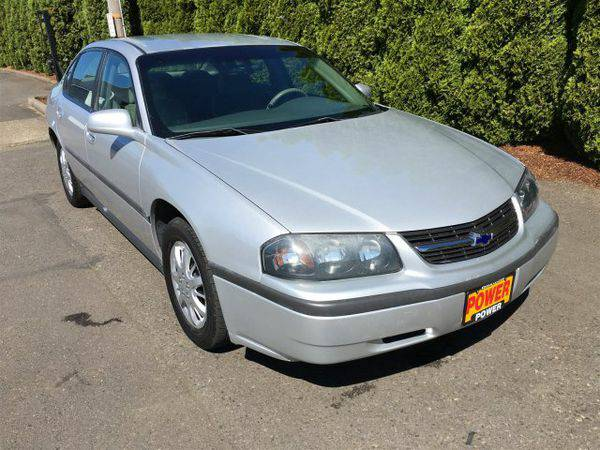 2004 *Chevrolet* *Impala* 4DR SDN - CALL/TEXT 📱