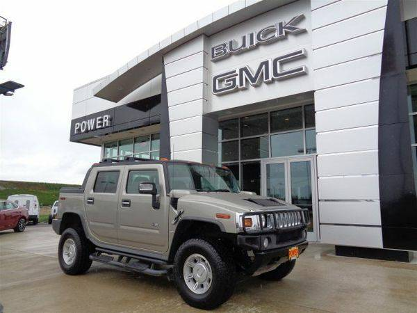 2007 *HUMMER* *H2* SUT - GET APPROVED TODAY!!!!