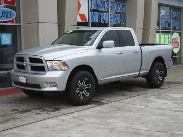 2010 *Dodge* *Ram* *1500* ** 4D Quad Cab