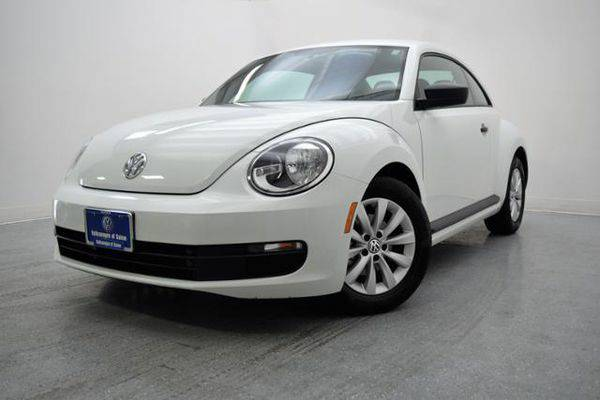 2015 *VOLKSWAGEN* *BEETLE* *COUPE* 1.8T ENTRY - CALL/TEXT 📱