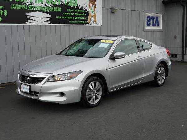 2011 *Honda* *Accord* *EX-L* EX-L 2dr Coupe