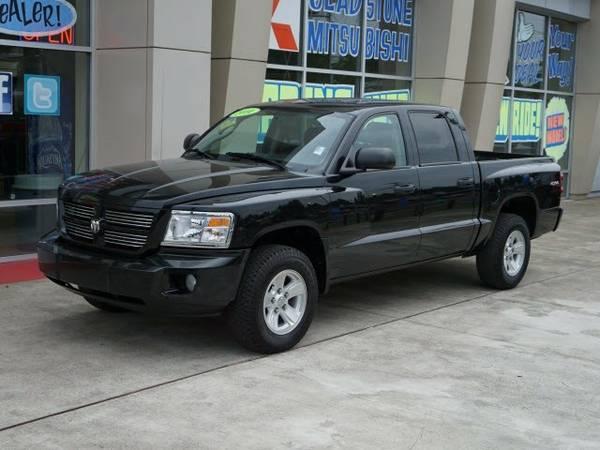 2010 *Dodge* *Dakota* *Big Horn* 4D Crew Cab