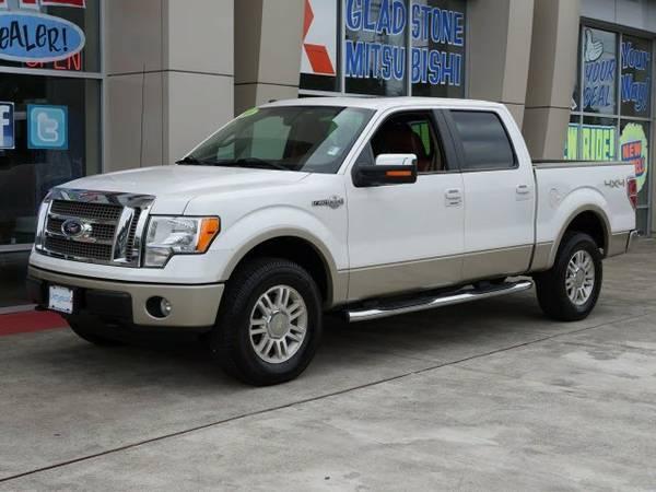 2010 *Ford* *F-150* ** 4D SuperCrew