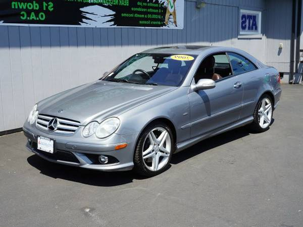 2009 *Mercedes-Benz* *CLK* *CLK350 Base* CLK350 2dr Coupe